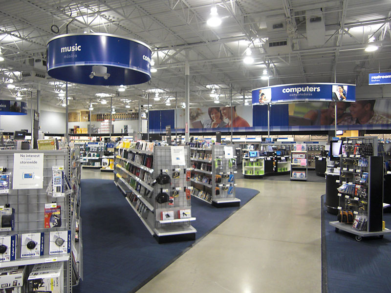 Best buy factory outlet